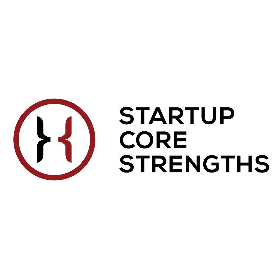 start up core strengths logo