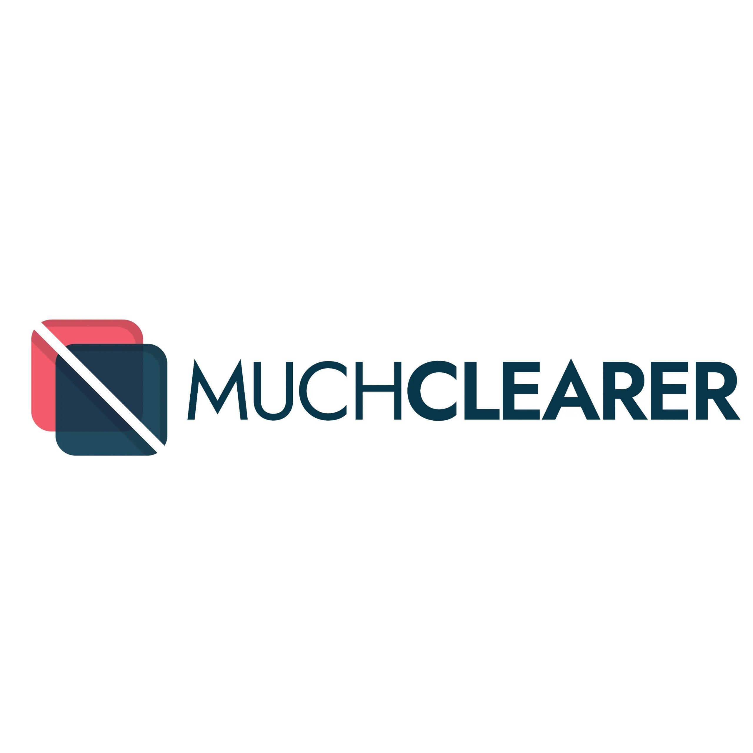 muchclearer logo